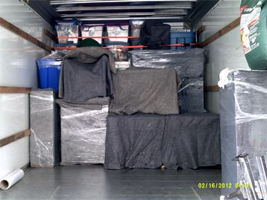 Loading a moving truck for a customer who was looking for moving helpers. We are one of the best moving companies, piano movers, moving company, local movers, movers reviews, house movers, home movers, movers in syracuse ny, moving professionals,